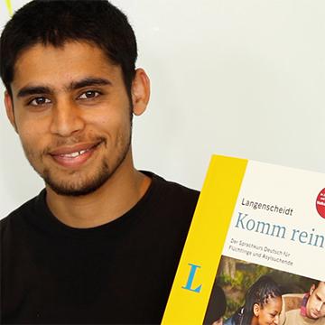 Pixel Ink Video-Marketing München für den Langenscheidt Verlag