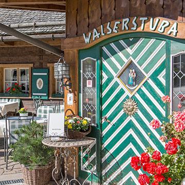 ypo3 und SEO München für das Hotel Walserstuba